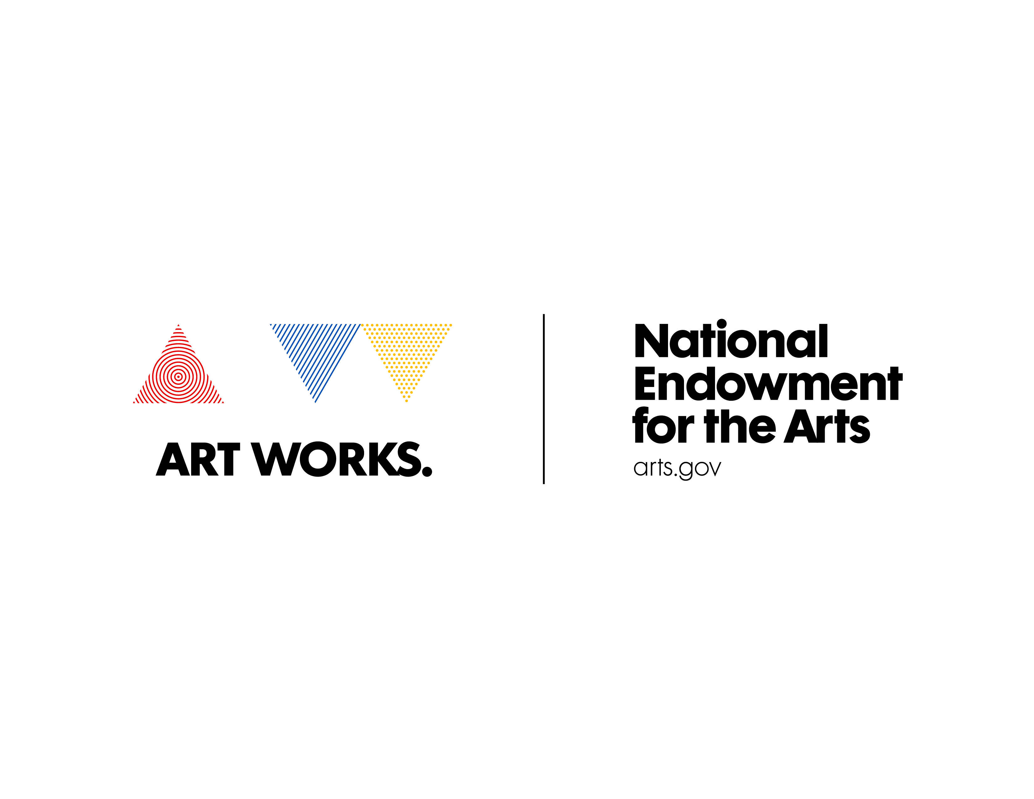 National Endowments For the Arts Logo|