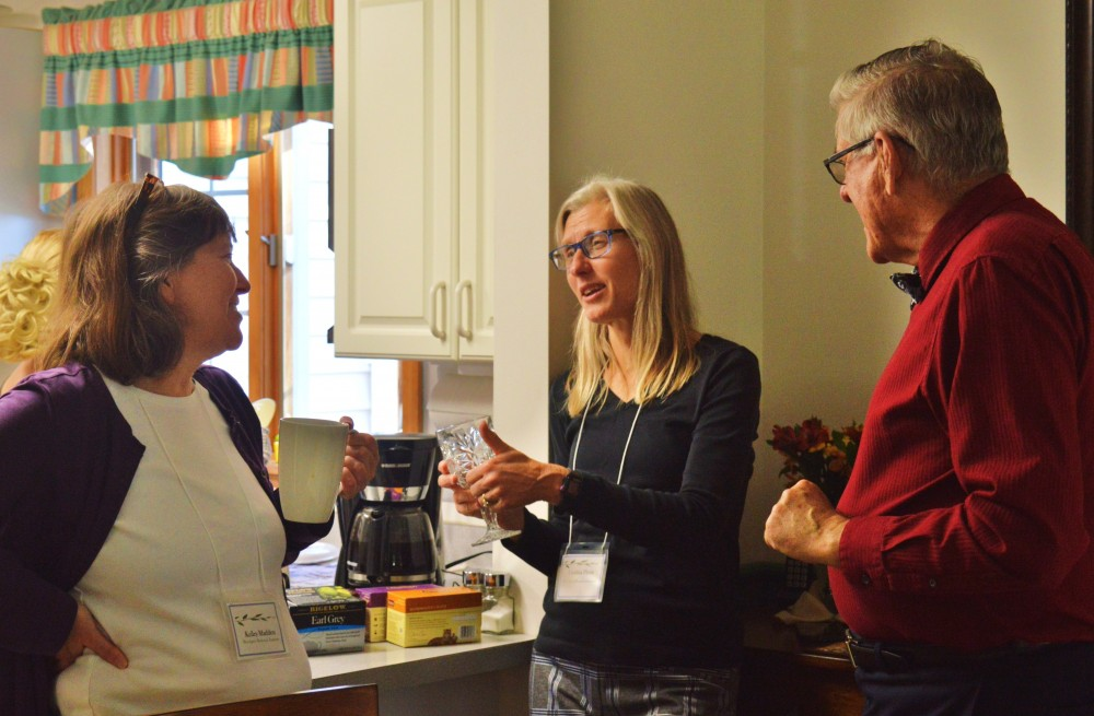 Brockport Research Institute Associates Quarterly Meeting