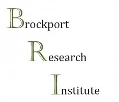 Brockport Research Institute logo