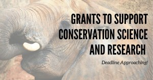 AZA Conservation Grant Graphic