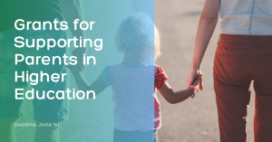Supporting Low-Income Parents in Post-Secondary Education Through Childcare Services